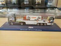(P13) Herpa LKW H0 1:87 MM Truck 2003 MB Actros LH  Märklin Magazin