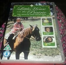 dvd new sealed little house on the prairie disc 6 2hrs 24 mins