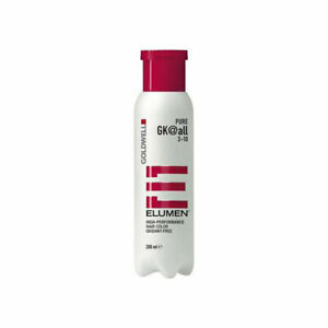 Goldwell Elumen Pure Colors (200ml) Ammonia Free, Peroxide Free