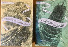 Attraversaspecchi Dabos SCOMPARSI DI CHIARDILUNA LA MEMORIA DI BABEL vol.2 e 3