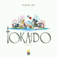 Games: Tokaido Main Game
