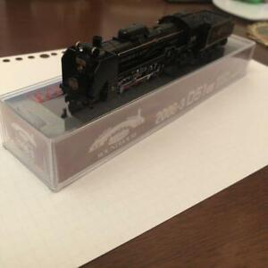 KATO ROUNDHOUSE 2006-3 D51 498 Orient Express 88 type