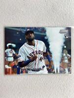2020 Topps Stadium Club Yordan Alvarez RC Rookie Card Houston Astros MLB Rookie