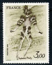 TIMBRE FRANCE NEUF N° 2068 ** ART TABLEAUX CHAPELAIN