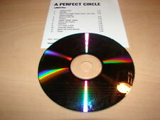 A PERFECT CIRCLE eMOTIVe !!!!!!!!!!FRENCH ONLY PROMO CD