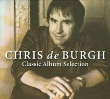 Chris De Burgh - Classic Album Collection 5CD NEW