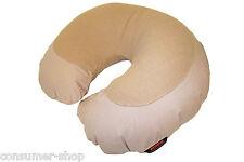 Samsonite Komfort Nackenkissen Reisekissen Luxus Nackenhörnchen Travel Pillow**