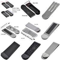Engravable Pocket Money Clip Customized Stainless Steel Cash Check Slim Walletam