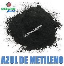 1GR AZUL DE METILENO 100% cloruro de metiltiona HONGOS BACTERIAS ACUARIO