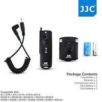 JJC Wireless Shutter Release For Sony RX10 RX10 II RX10 III RX100II RX100III A58
