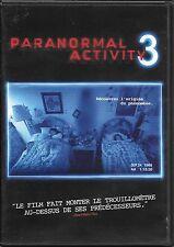 DVD ZONE 2--PARANORMAL ACTIVITY 3--JOOST & SCHULMAN