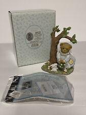 "Cherished Teddies ""Maid Marian"" Under Tree (GB48) New In Box & COA"