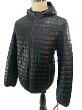 Tommy Hilfiger Packable Puffer Jacket Mens M/XL Black...