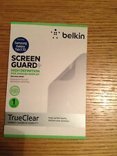 "BELKIN SCREEN GUARD + HD SCREEN PROTECTOR FOR SAMSUNG GALAXY TAB 3 7"""