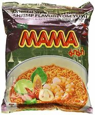30 Packages Mama Tom Yum Flavour Tasty Instant Noodles Spicy Chili Soup Thai New