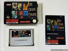 The Chaos Engine - UKV - Super Nintendo - SNes