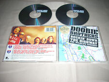 "THE DOOBIE BROTHERS ""ROCKIN' DOWN THE HIGHWAY"" SONY-LEGACY 2CDs AUSTRIA 1996"