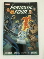 Fantastic Four Vol. 4 Graphic Novel