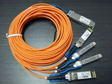 CISCO QSFP-4X10G-AOC7M 40G QSFP+ to 4x10G SFP+ Active Optical 7M Cable fast ship