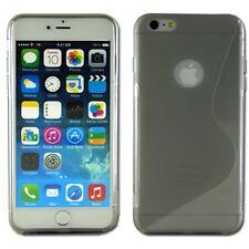 Coque Arrière S-LINE oeil gris pour Apple iPhone 6 Plus 5.5 étui housse NEUF