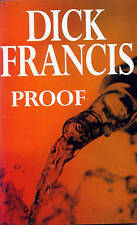 Proof by Dick Francis, Acceptable Used Book (Paperback) Fast & FREE Delivery!