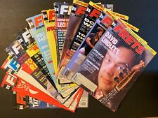Frets Magazine 1987 Complete all 12 Issues