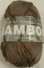 SOUTH WEST TRADING COMPANY Bamboo Yarn 250yd 100g Worsted