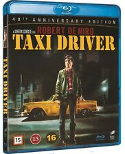 Taxi Driver 40th Anniversary (2-Disc) (Region Free) Blu Ray