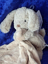 NEW MOTHERCARE SNUGGLE PUPPY DOG BLANKIE SOFT TOY COMFORTER RARE BLANKET