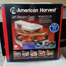 American Harvest JET-STREAM OVEN Model JS2000 with Expander Ring