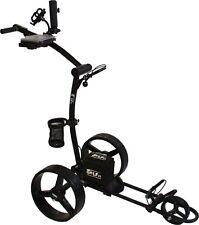 Elektro Golf Trolley PGE 3.1,AKKU12V/33Ah, USB, 350W Motor, schwarz, m.Zubehör