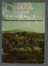 Donald Gibson (editor), A Parson in the Vale of White Horse ... 1753-1761   ST 8