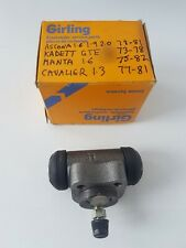 OPEL KADETT C GTE 1973 to 1978 REAR BRAKE CYLINDER LUCAS GIRLING 32966754