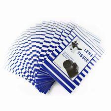 100PCS Convenient Dry Wipes Swim Goggles Eyeglasses Camera Len Cleaning Paper