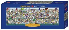 ROGER BLACHON - SPORT FANS - Heye Panorama Puzzle 29757 - 1000 Pcs.
