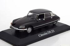CITROEN DS 23 1974 VALERY GISCARD D'ESTAING BLACK EDITIONS ATLAS 1/43 PRESIDENT