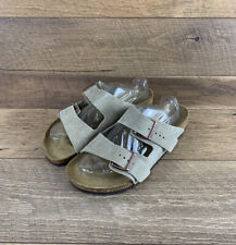 Birkenstock Arizona BS 0051461 Taupe Suede Sandal 41 EURO Ladies 10 / Men's 8 US