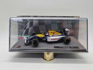 Formula 1 F1 The Car Collection 1:43 WILLIAMS FW15C ALAIN PROST 1993 DIECAST GP