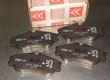 Citroen Xsara Picasso Berlingo Front Brake Pads Part Number 4252.34 Genuine