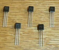 20 Transistoren  S 8050 ( npn , 40 V / 25 V , 0,5 A , 300 mW , 150 MHz , TO-92 )