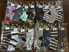 24 Paar Jungen Socken Strümpfe  tolle Motive Gr. 23-26 / 27-30 ** 90% BW