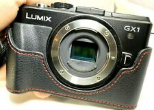 Panasonic LUMIX DMC-GX1 Digital Camera body only black
