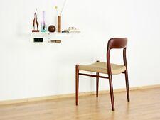 Niels Møller TEAK 75 Stuhl table CHAIR Moller Danish Design Mid Century 60er 60s