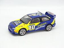 IXO SB 1/43 - Seat Cordoba WRC Rally Catalonia 2001 No.21