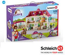 Schleich 42416 Großer Pferdehof mit Wohnhaus und Stall NEU&OVP