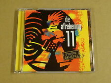CD STUDIO BRUSSEL / DE AFREKENING - VOLUME 11