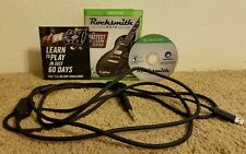 Rocksmith 2014 Edition Remastered Package W/ Real Tone Cable (XBOX ONE)
