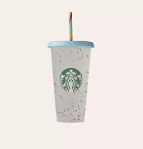 Starbucks Confetti Colour Changing Cup - Genuine Merchandise