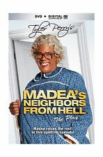 Tyler Perry's Madea's Neighbors From Hell (Play) [DVD + Digital] Free Shipping