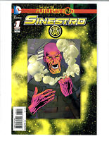 SINESTRO FUTURES END #1 NOV 2014 DC COMIC.#99943D*6